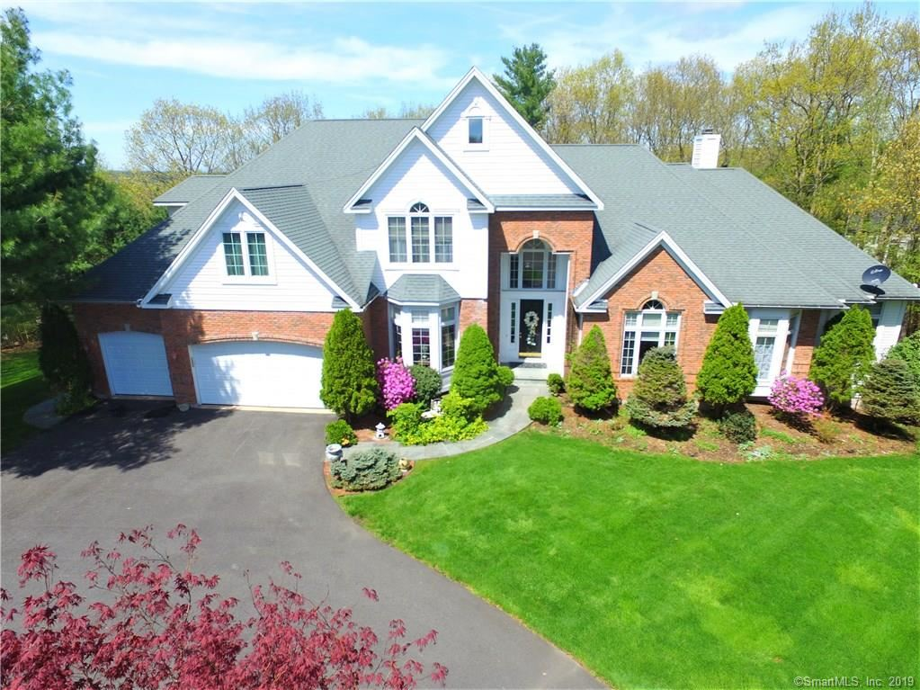 Photo for 50 Greenswood Place, Glastonbury, CT 06073 (MLS # 170195769)