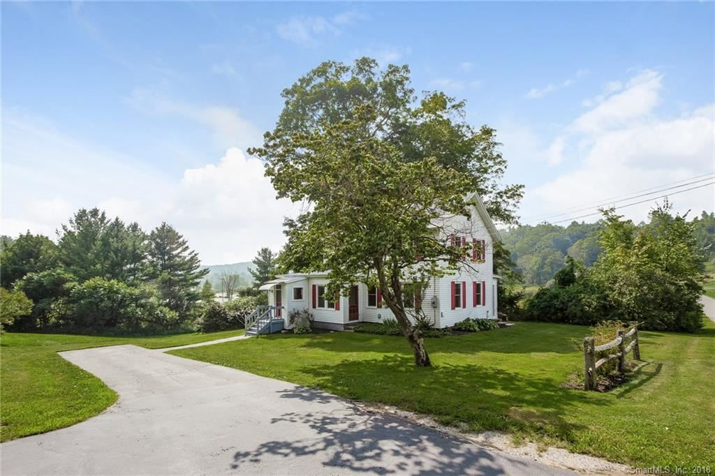 Photo for 101 Old New Hartford Road, Barkhamsted, CT 06063 (MLS # 170117770)