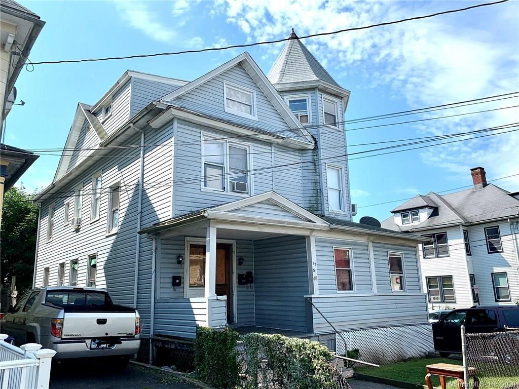 48-50 Washington Terrace, Bridgeport, CT 06604 - MLS#: 170315770