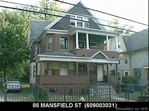 Photo of 88 Mansfield Street, Hartford, CT 06112 (MLS # 170164771)