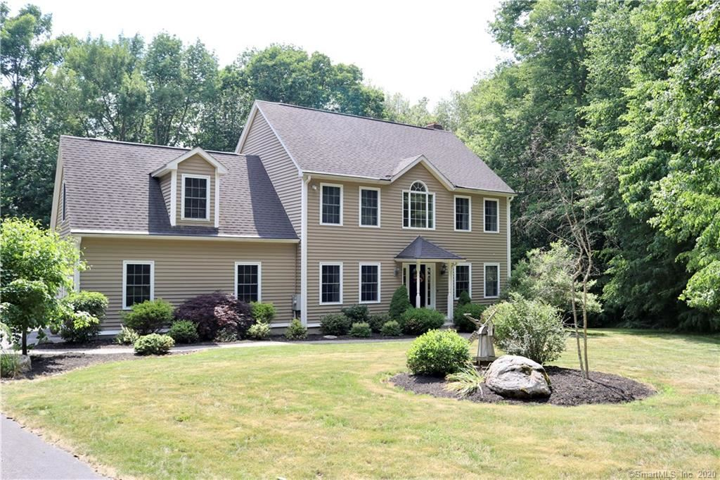 Photo for 22 Wood Fern Way, Andover, CT 06232 (MLS # 170308771)