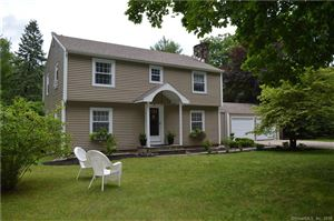 Photo of 373 East Hill Road, Canton, CT 06019 (MLS # 170100776)