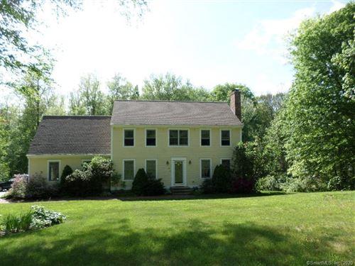 Photo of 42 Sherwood Lane, Marlborough, CT 06447 (MLS # 170271776)