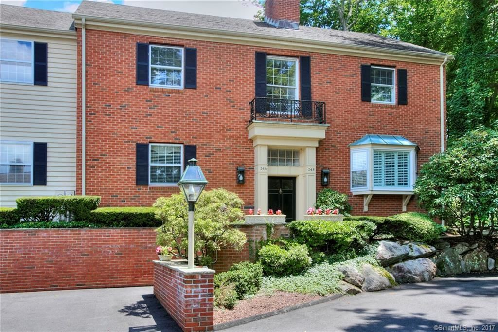 Photo for 246 Park Street #246, New Canaan, CT 06840 (MLS # 170036776)