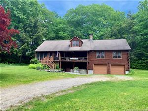 Photo of 584 West Hill Road, New Hartford, CT 06057 (MLS # 170202777)