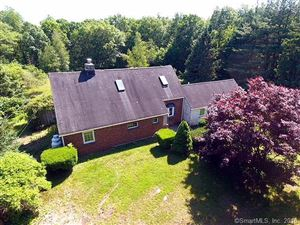 Photo of 110 Rabbit Hill Road, Warren, CT 06754 (MLS # 170098780)