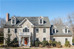 Photo of 22 Gilbert Hill Road, Chester, CT 06412 (MLS # 170062786)