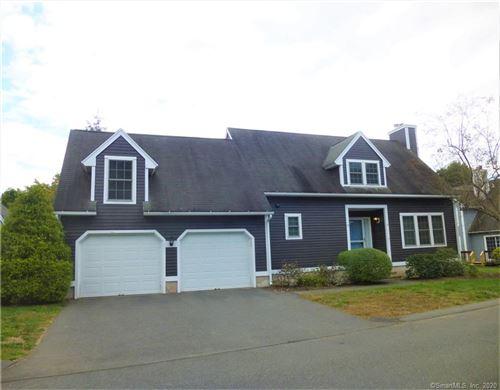 Photo of 12 Windcrest Drive #12, Granby, CT 06035 (MLS # 170238786)