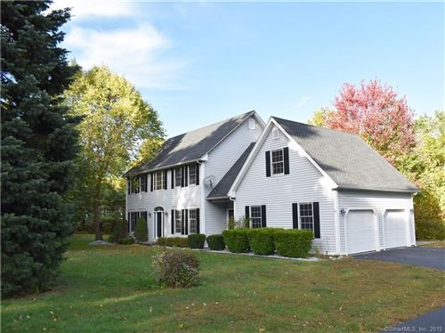 Photo of 2 Mountain Crest, Granby, CT 06060 (MLS # 170243786)
