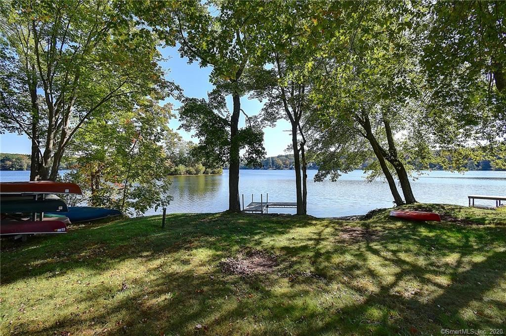 Photo for 39 Lakeside Drive, Andover, CT 06232 (MLS # 170342786)