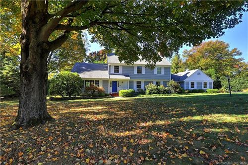 Photo of 35 Fair Oak Drive, Easton, CT 06612 (MLS # 170263787)
