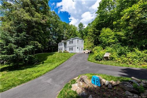 Photo of 48 Notch Road, Granby, CT 06035 (MLS # 170407788)