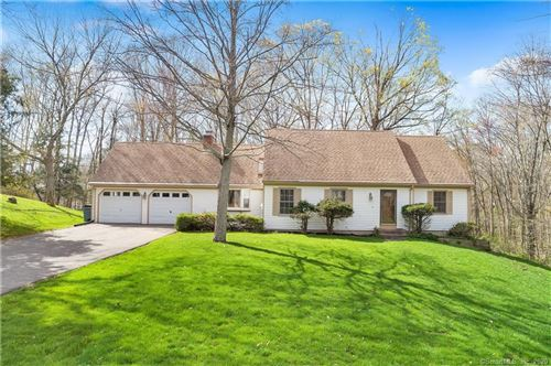 Photo of 447 Wood Hill Road, Cheshire, CT 06410 (MLS # 170264790)