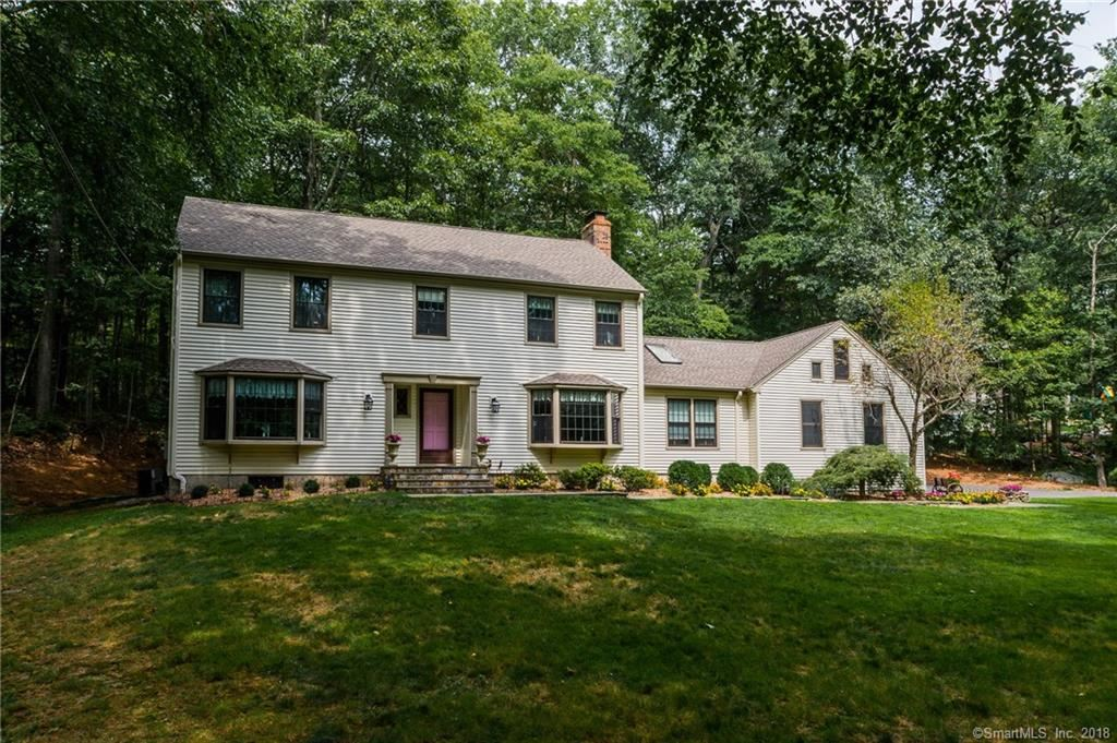 Photo for 402 Purdy Hill Road, Monroe, CT 06468 (MLS # 170082790)