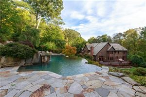Photo of 72 Huckleberry Hill Road, New Canaan, CT 06840 (MLS # 170138794)