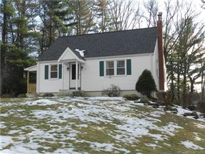 Photo of 21 Russell Drive, Tolland, CT 06084 (MLS # 170143794)