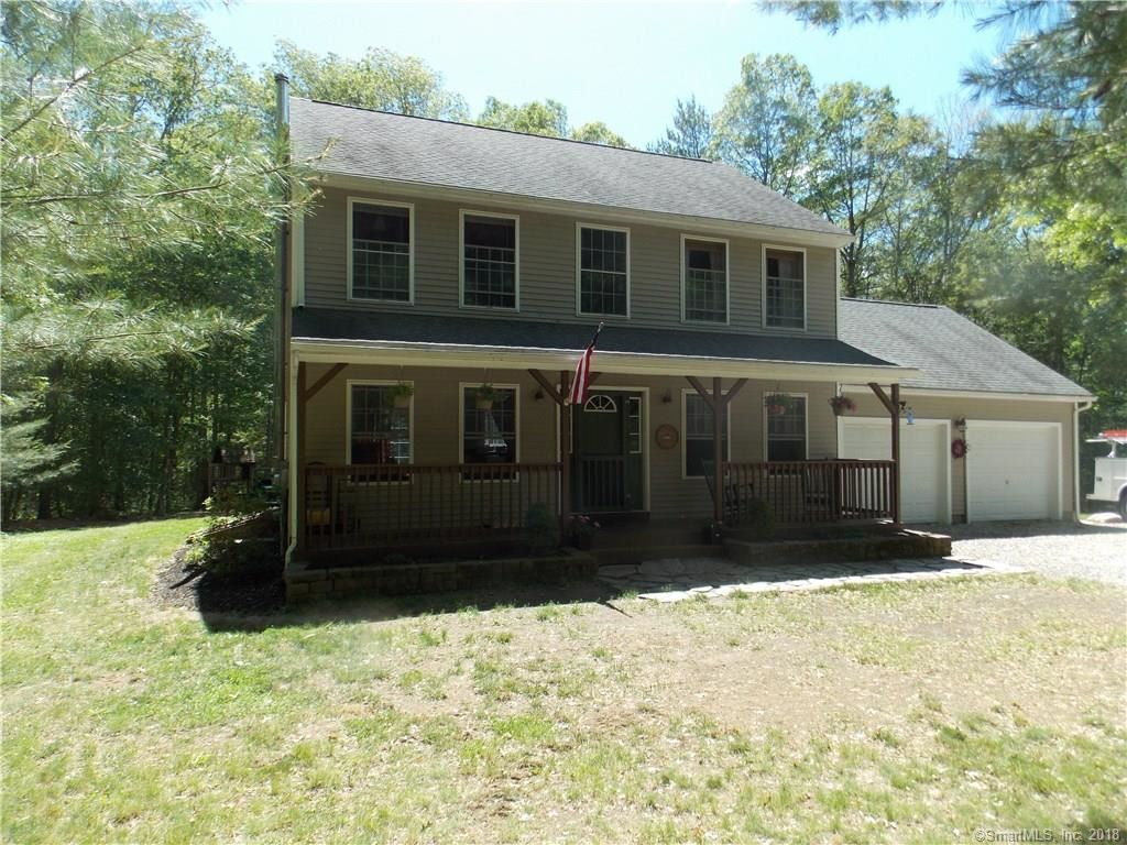 Photo for 245 Coomer Hill Road, Killingly, CT 06241 (MLS # 170104794)