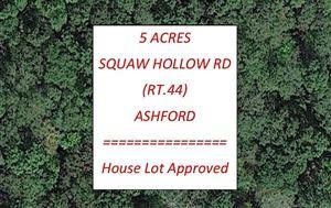 Photo of 0 Squaw Hollow Road, Ashford, CT 06278 (MLS # 170106797)
