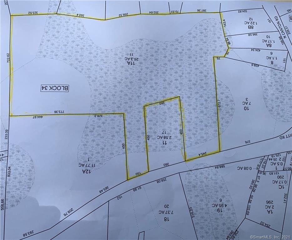 Photo of 11 Gavitt Road, Barkhamsted, CT 06063 (MLS # 170406799)