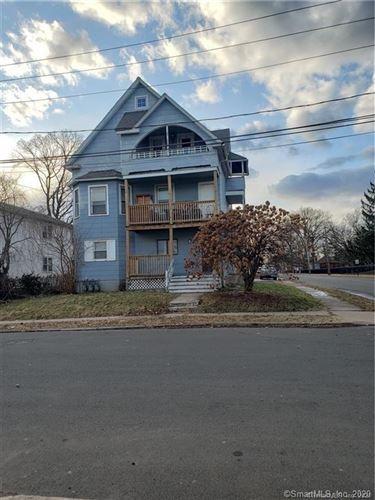 Photo of 68 Wilson Street #1, New Britain, CT 06051 (MLS # 170283800)