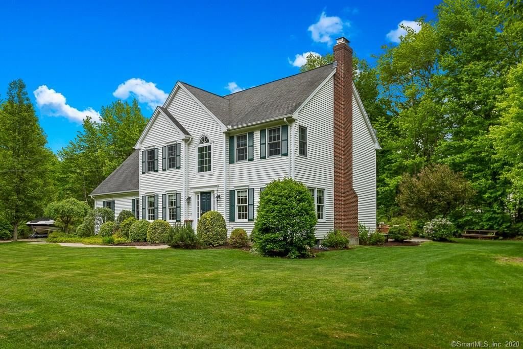 Photo of 166 Charles Street, Tolland, CT 06084 (MLS # 170300800)