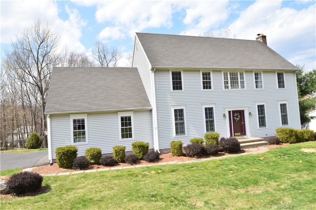 50 High Ledge Circle, Manchester, CT 06040 - #: 170390801