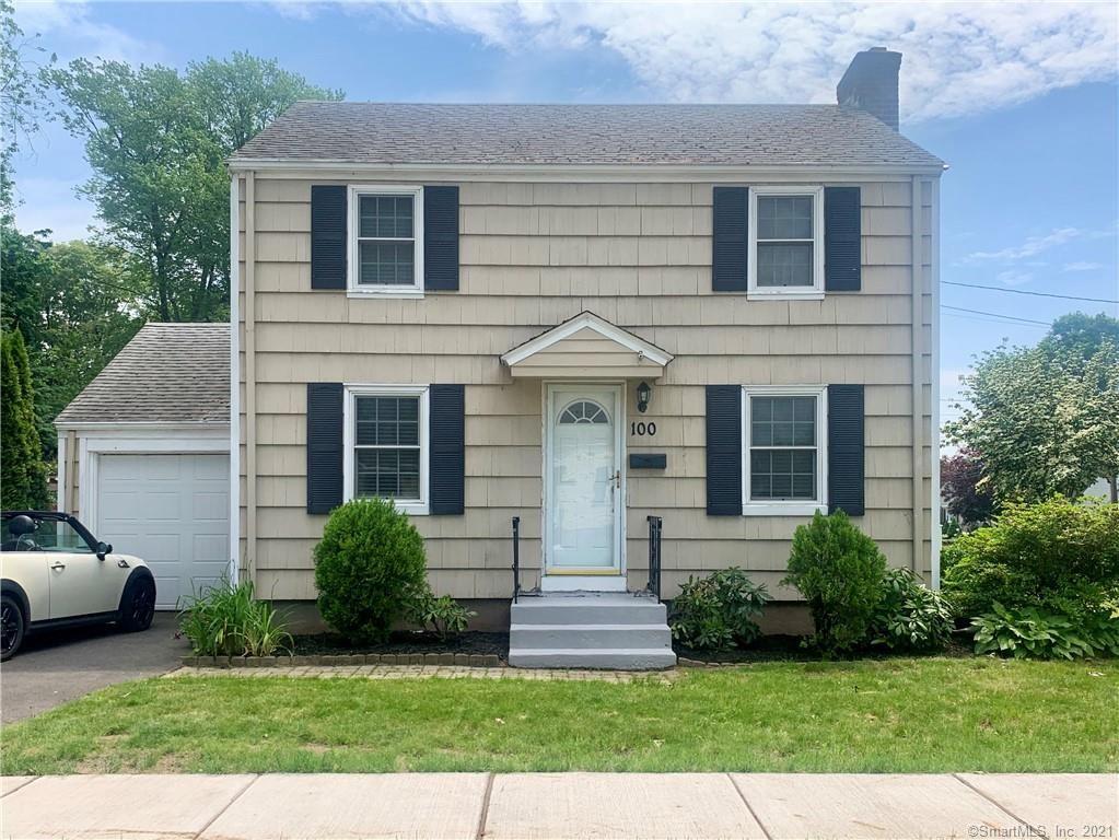 100 Edgemont Avenue, West Hartford, CT 06110 - #: 170408801