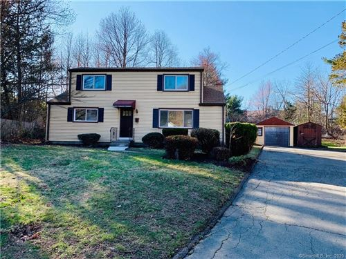 Photo of 25 Concord Court, Wethersfield, CT 06109 (MLS # 170283803)