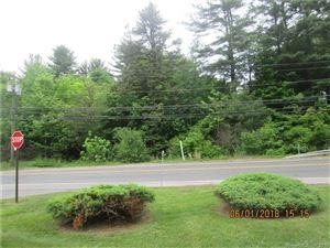 Photo of 25 West Stafford Road, Stafford, CT 06076 (MLS # 170089806)