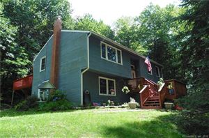 Photo of 64 Fox Brook Road, Hartland, CT 06027 (MLS # 170074810)