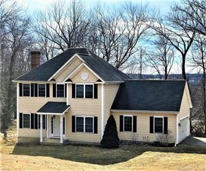 Photo of 227 Woodbine Road, Colchester, CT 06415 (MLS # 170174810)