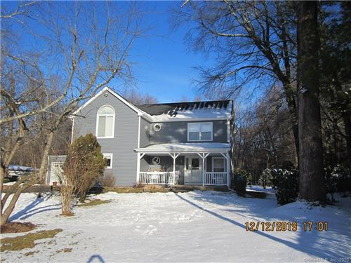 Photo of 84 Canal Road, Granby, CT 06035 (MLS # 170257813)