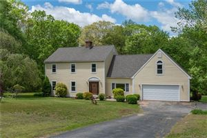 Photo of 121 Deer Run Drive, Colchester, CT 06415 (MLS # 170195814)