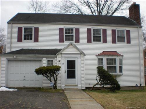 Photo of 21 Burlington Street, Hartford, CT 06112 (MLS # 170269816)