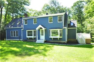 Photo of 40 Sextons Hollow Road, Canton, CT 06019 (MLS # 170050818)