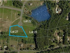 Photo of Lot27/100 Mesa Drive, Bethany, CT 06524 (MLS # 170152818)