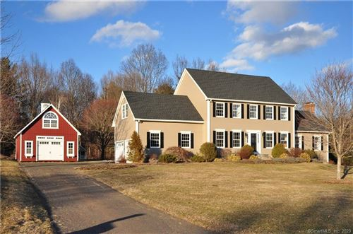Photo of 8 Strawberry Fields Road, Granby, CT 06035 (MLS # 170269818)