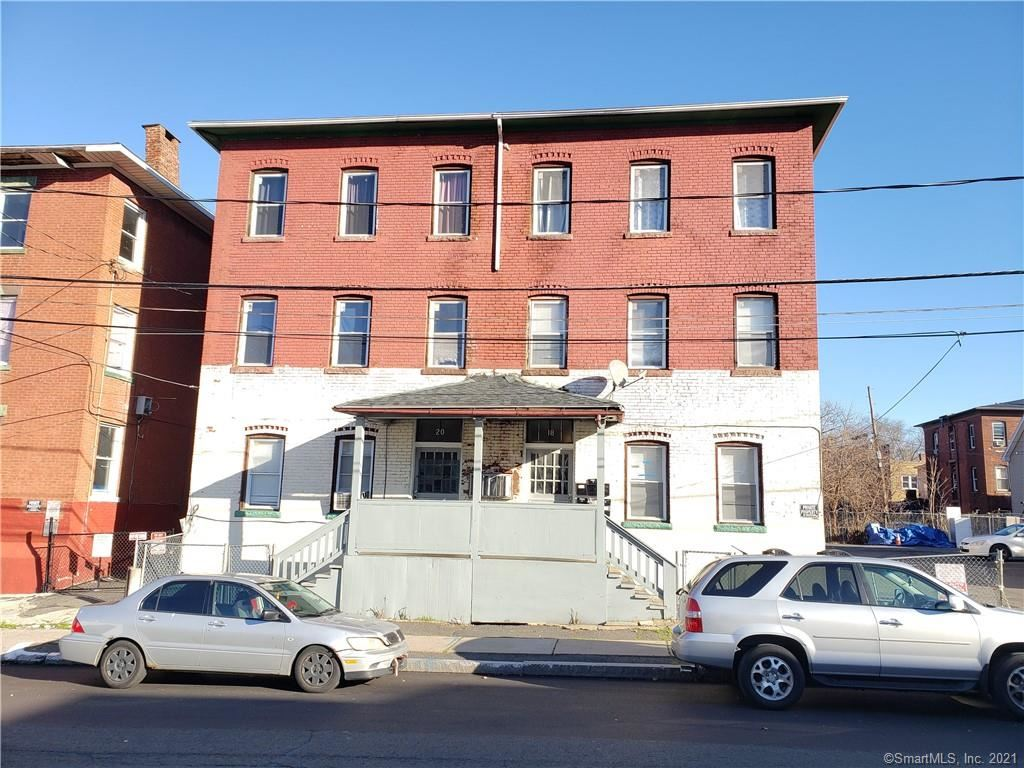 18 Lawrence Street, Hartford, CT 06106 - #: 170354818