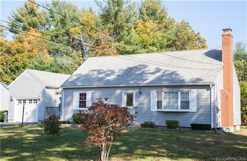Photo of 8 Birch Road, Granby, CT 06035 (MLS # 170348819)