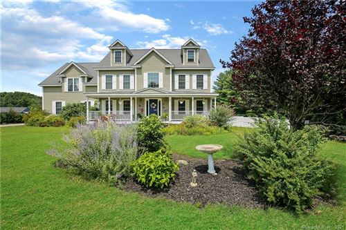 Photo of 37 Haley Meadow Road, Griswold, CT 06351 (MLS # 170408820)
