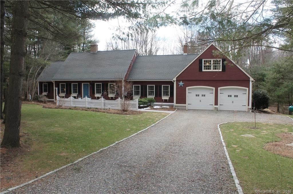 Photo for 305 Buff Cap Road, Tolland, CT 06084 (MLS # 170060821)