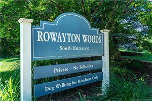 Photo of 47 Rowayton Woods Drive #47, Norwalk, CT 06854 (MLS # 170216822)