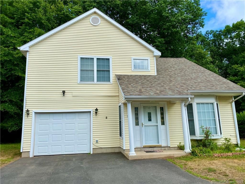 Photo for 15 Fitch Meadow Lane #15, South Windsor, CT 06074 (MLS # 170407826)