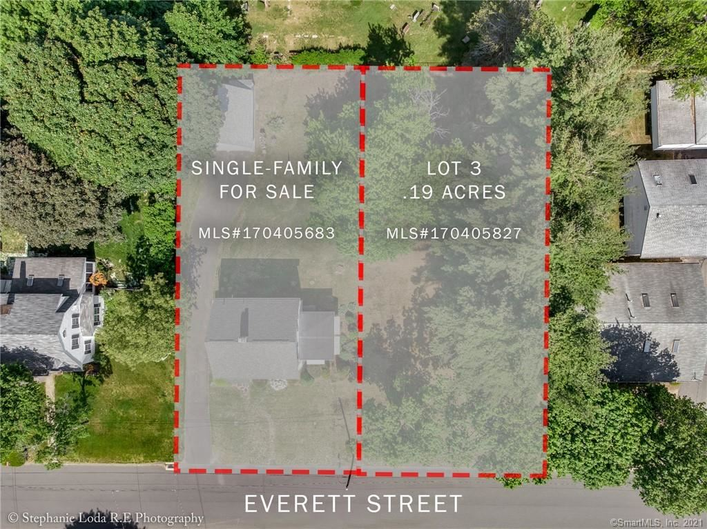 Photo of Lot 3 Everett Street, Bristol, CT 06010 (MLS # 170405827)