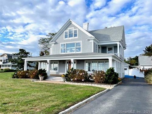 Photo of 27 Middle Beach Road, Madison, CT 06443 (MLS # 170311829)