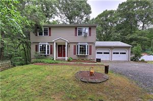 Photo of 290 Beacon Road, Bethany, CT 06524 (MLS # 170098831)