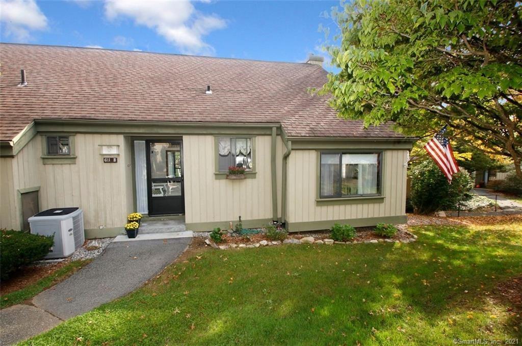 611 Heritage Village #B, Southbury, CT 06488 - #: 170438831