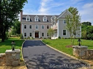 Photo of 66 Field Crest Road, New Canaan, CT 06840 (MLS # 170067832)