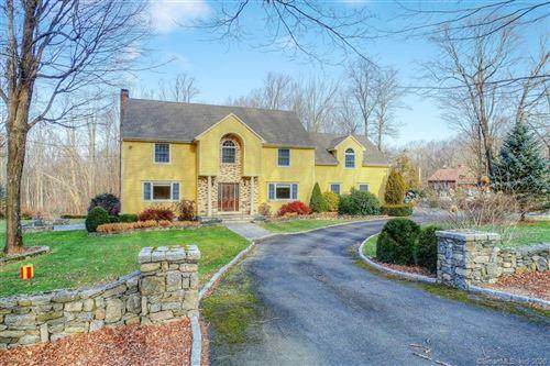 Photo of 350 Rock House Road, Easton, CT 06612 (MLS # 170260835)
