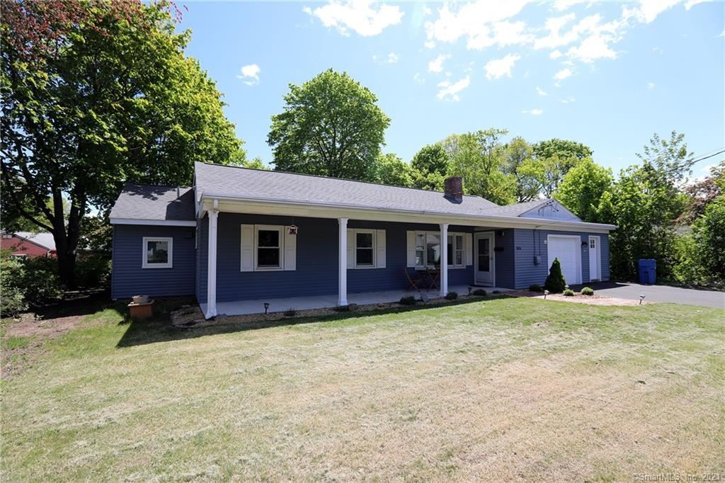 164 Green Manor Road, Manchester, CT 06042 - #: 170398836